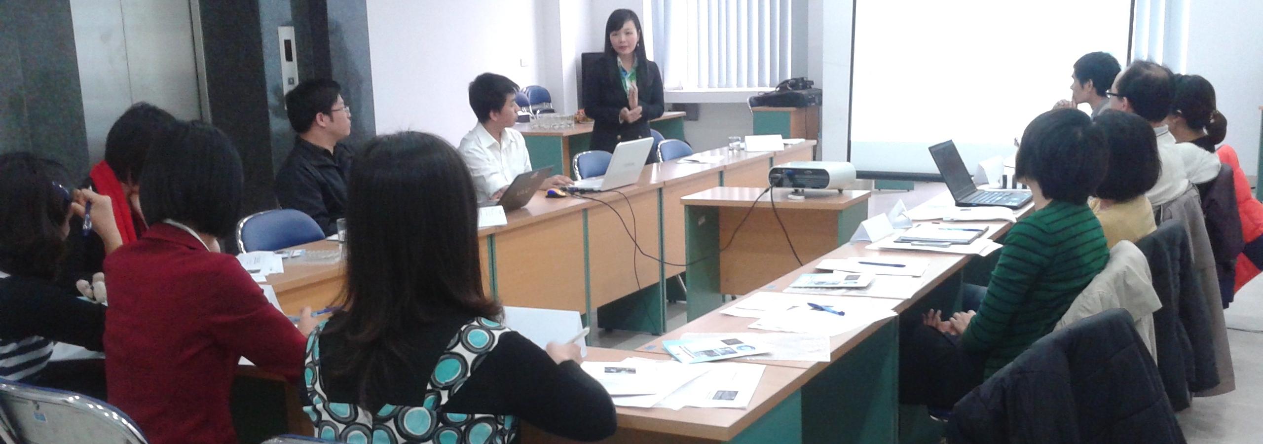 Hội thảo Đối thoại định kỳ tại Hà Nội, tháng 11/2013