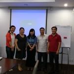 Khóa học Đối thoại, Tp HCM, tháng 9/2013