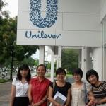 Nhóm nghiên cứu về Tiêu chuẩn lao động tại Unilever Việt Nam