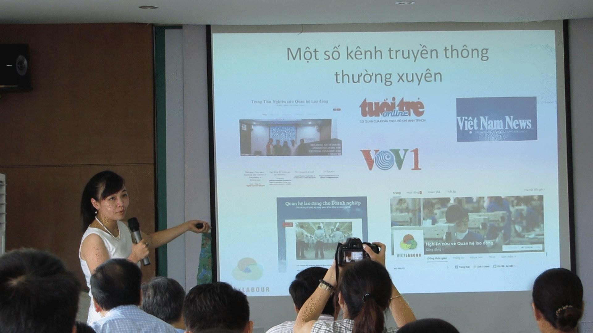 Chiến lược truyền thông của NGO