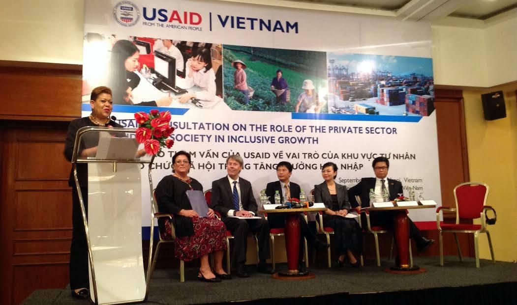 Hội nghị về Xã hội dân sự của USAID