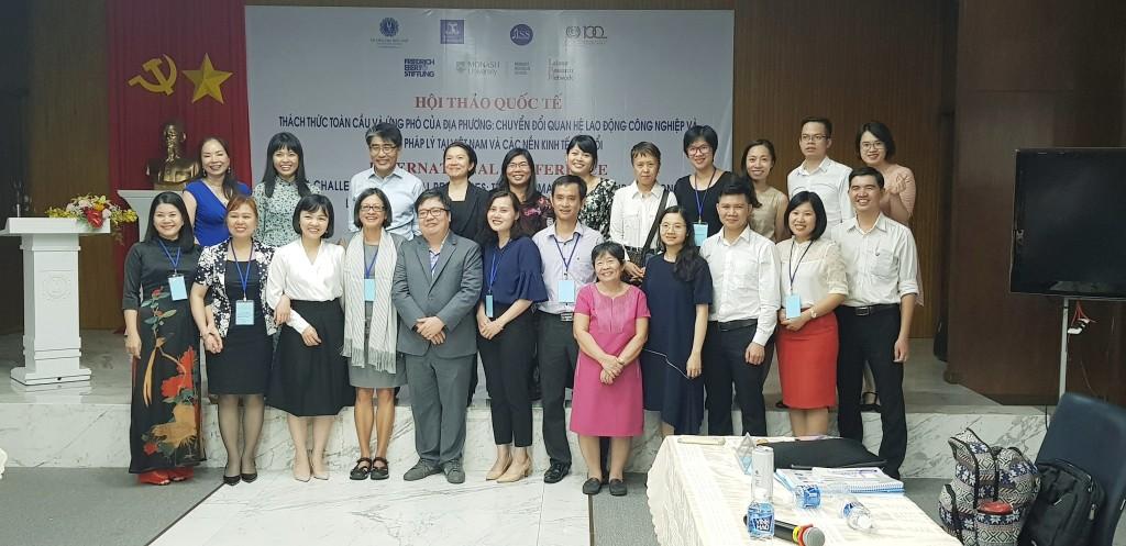 Vietnam Labour Research Network